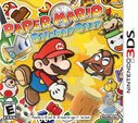 Cover zu Paper Mario: Sticker Star - Nintendo 3DS