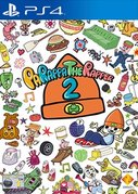 Cover zu PaRappa the Rapper 2 - PlayStation 4