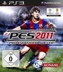 Cover zu Pro Evolution Soccer 2011 - PlayStation 3