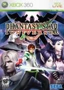 Cover zu Phantasy Star Universe - Xbox 360
