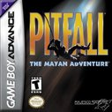 Cover zu Pitfall: The Mayan Adventure - Game Boy Advance