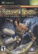 Cover zu Prince of Persia: The Sands of Time - Xbox