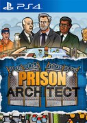 Cover zu Prison Architect - PlayStation 4