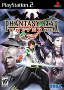 Cover zu Phantasy Star Universe - PlayStation 2