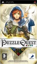 Cover zu Puzzle Quest: Challenge of the Warlords - PSP