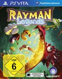 Cover zu Rayman Legends - PS Vita