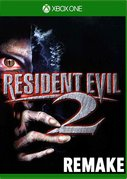 Cover zu Resident Evil 2 Remake - Xbox One