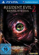 Cover zu Resident Evil: Revelations 2 - PS Vita