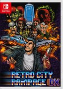 Cover zu Retro City Rampage DX - Nintendo Switch