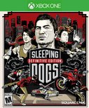 Cover zu Sleeping Dogs: Definitive Edition - Xbox One
