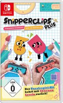 Cover zu Snipperclips Plus - Nintendo Switch