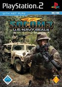 Cover zu SOCOM 3: U.S. Navy Seals - PlayStation 2