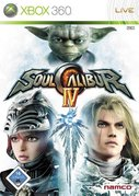 Cover zu Soul Calibur IV - Xbox 360