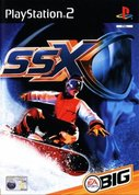 Cover zu SSX (2000) - PlayStation 2