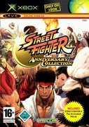 Cover zu Street Fighter: Anniversary Collection - Xbox