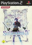Cover zu Suikoden IV - PlayStation 2