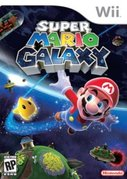 Cover zu Super Mario Galaxy - Wii