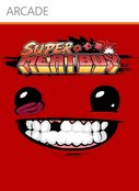 Cover zu Super Meat Boy - Xbox 360