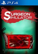 Cover zu Surgeon Simulator - PlayStation 4