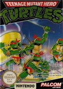 Cover zu Teenage Mutant Ninja Turtles - NES