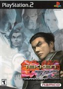 Cover zu Tekken TAG Tournament - PlayStation 2