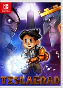 Cover zu Teslagrad - Nintendo Switch