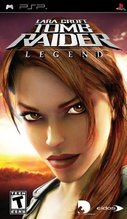 Cover zu Tomb Raider: Legend - PSP
