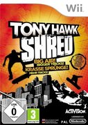 Cover zu Tony Hawk: Shred - Wii