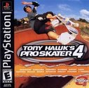 Cover zu Tony Hawk's Pro Skater 4 - PlayStation