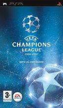 Cover zu UEFA Champions League 2006-2007 - PSP