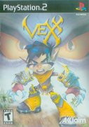 Cover zu Vexx - PlayStation 2