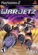 Cover zu War Jetz - PlayStation 2