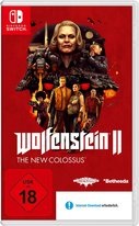 Cover zu Wolfenstein 2: The New Colossus - Nintendo Switch