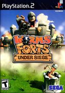 Cover zu Worms: Forts - PlayStation 2
