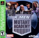Cover zu X-Men: Mutant Academy - PlayStation