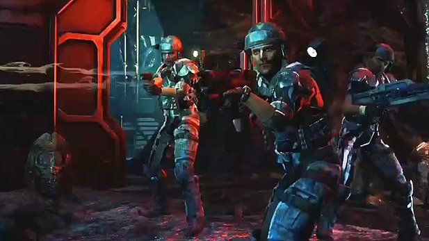 Aliens: Colonial Marines - Trailer zum Escape-Modu