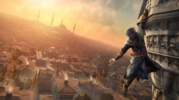 Assassin's Creed: Revelations - Ezio in Konstantinopel