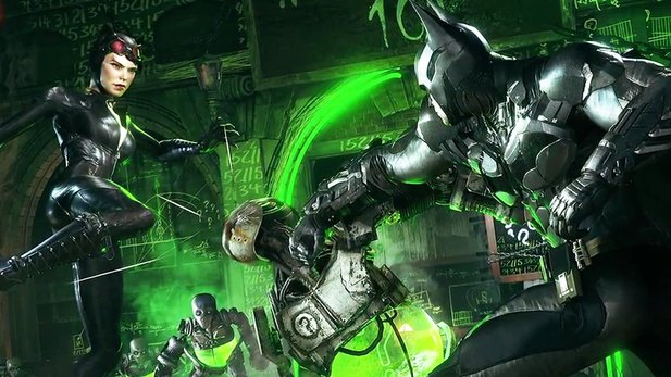 Batman: Arkham Knight - Schneller Charakter-Wechsel per Dual-Play-Feature