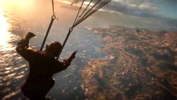 Battlefield 1 - Multiplayer-Teaser zeigt Küstenkarte »Empire's Edge«