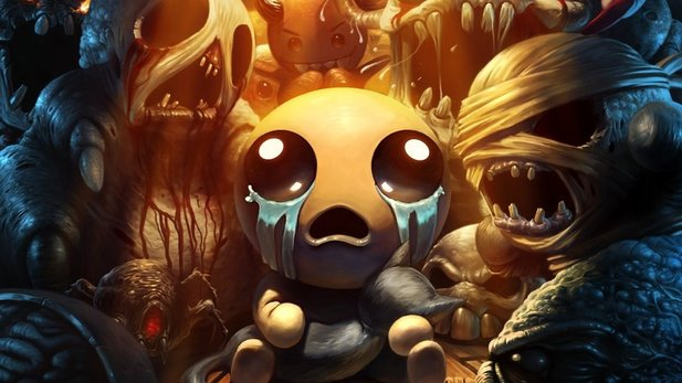 The Binding of Isaac: Afterbirth+ für Nintendo Switch im Test.