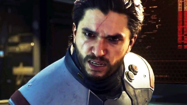 Call of Duty: Infinite Warfare - Story-Trailer zeigt erstmals GoT-Star Kit Harington als Bösewicht