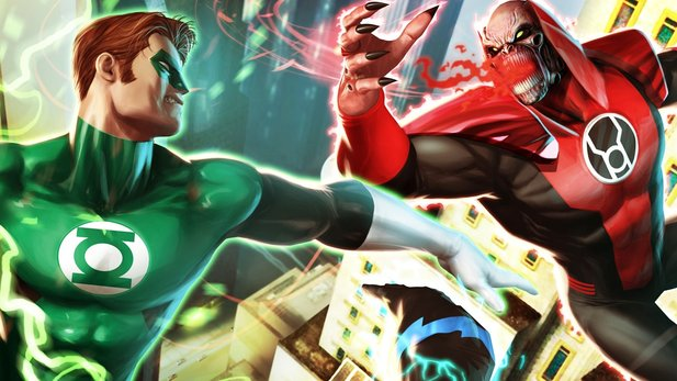 DC Universe Online - War of Light-Trailer: Die Red Lanterns greifen an!