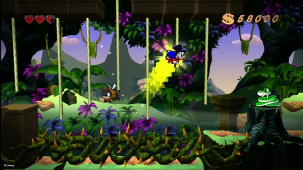 DuckTales Remastered erscheint als Retail-Version.