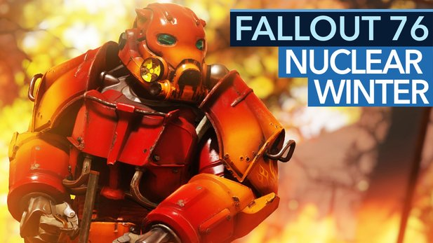 Fallout 76: Nuclear Winter - Video: Ist Battle Royale die Rettung?