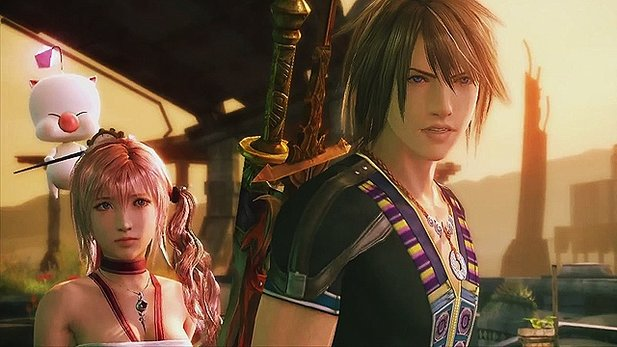 »Change the Future«-Trailer von FF XII-2