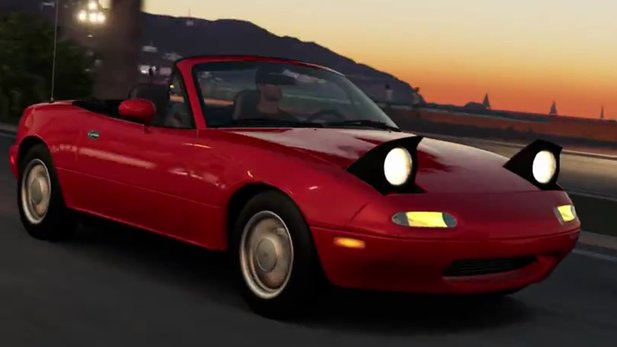 Forza Horizon 2 - Trailer zum Mazda MX-5 Car Pack