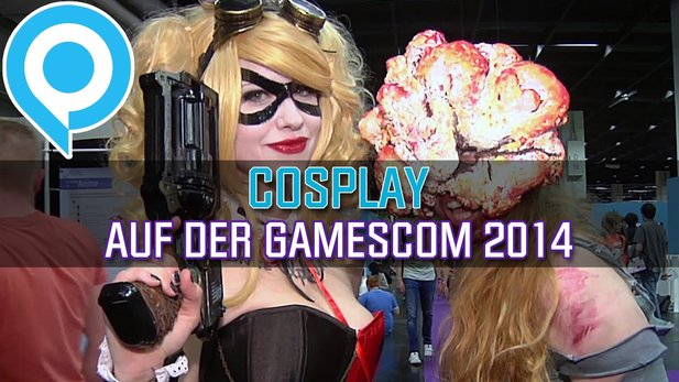 gamescom 2014 - Cosplay-Video von der Spielemesse