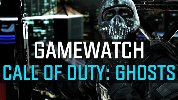 GameWatch: Call of Duty: Ghosts - So spielt sich die Solo-Kampagne
