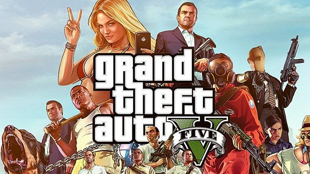 Test-Video von Grand Theft Auto 5