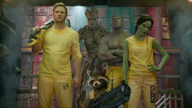 Guardians of the Galaxy - Der neue deutsche Trailer